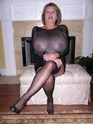 sexy mature nylons love porn