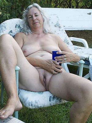 sexy naked grandma stripped