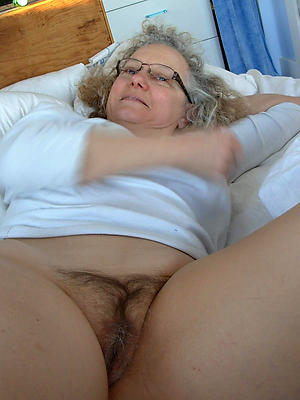 super-sexy grandma is naked