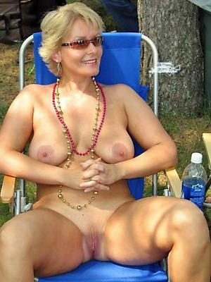 mature mom unsurpassed a torch for porn