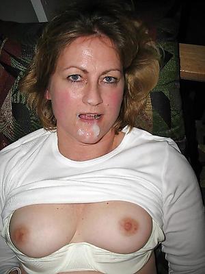 hotties mature milf facial