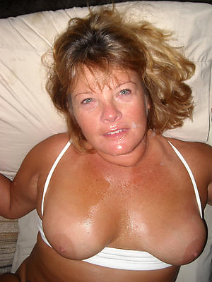 slutty naked of age women facials images