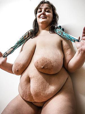 free pics of naked mature fat women