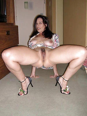 matured in heels stripped