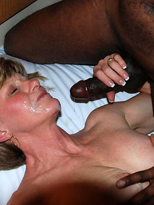 hotties homemade mature interracial pics