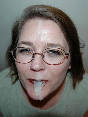 mature blowjob facials stripped