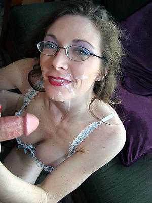 hotties mature cum facials pics gallery