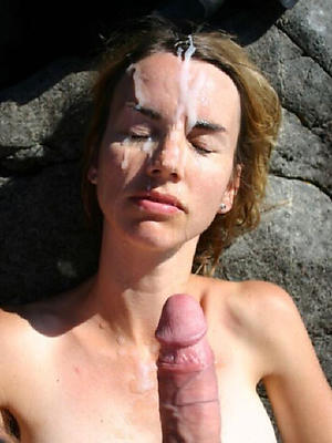 sexy mature wed facial
