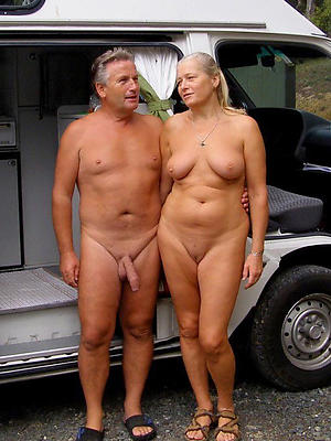 homemade grown-up couples naked stripped