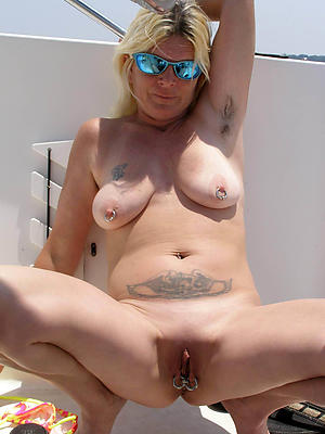 porn pics be required of mature tattooed women