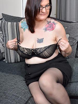 fantastic mature tattooed women homemade porn