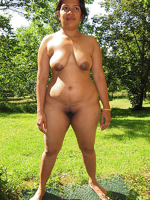 fantastic unclad mature indian body of men