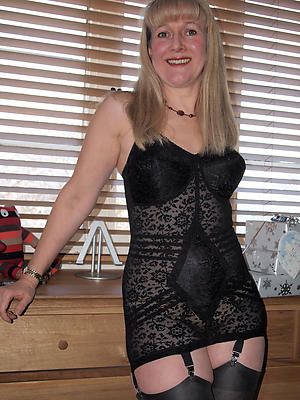 hotties sexy mature all round lingerie gallery