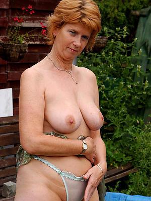 free pics of mature redhead pussy