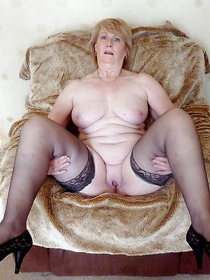 beautiful mature elder women photo