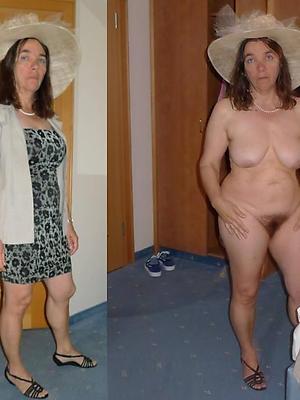 fantastic milf dressed undressed porn pics