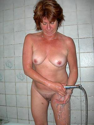 xxx mature milfs in the shower