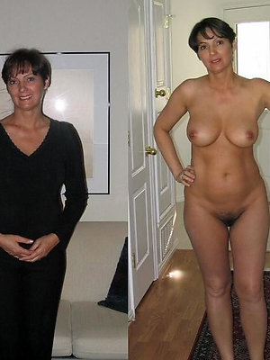 free pics of mature dressed and undressed