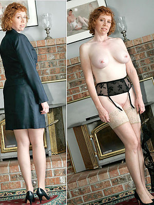 hotties mature dressed undressed xxx