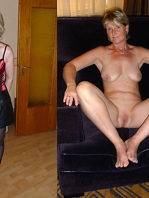 wonderful matures dressed and undressed galleries
