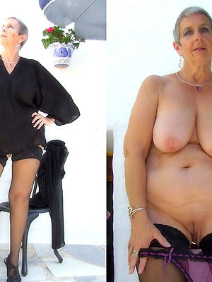 homemade dressed undressed women