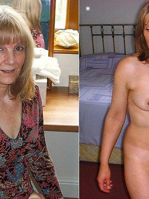 whorish women dressed & undressed