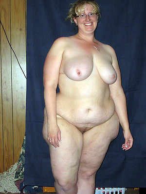 extravagant mature fat nude pics