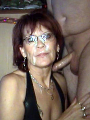 mature women in glasses unfold