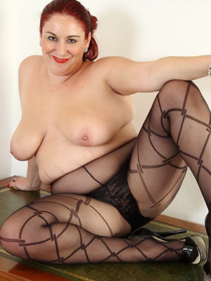 sexy mature fat women porn