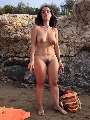 wonderful mature nude beach photos