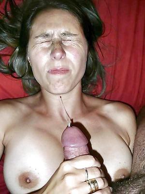 free mature cumshots stripped