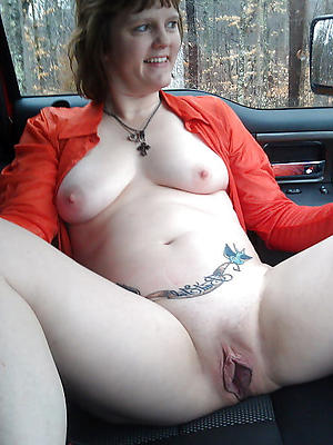 crazy tattooed mature women