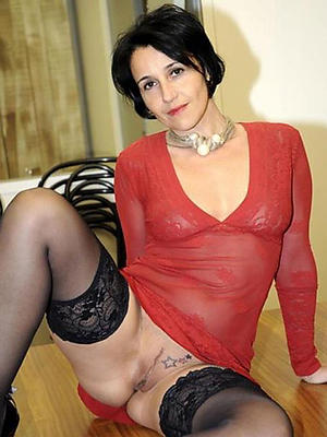 gorgeous mature stocking moms