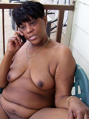 xxx mature black women homemade porn