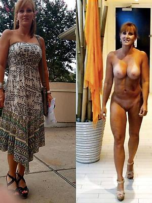 free pics of dressed and undressed women