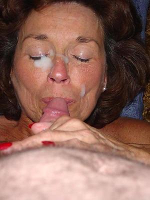 titillating mature blowjobs posing bare