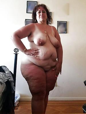 crazy venerable fat grown-up porn homemade