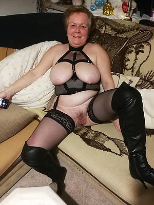 incomparable 55 year old women porn pics