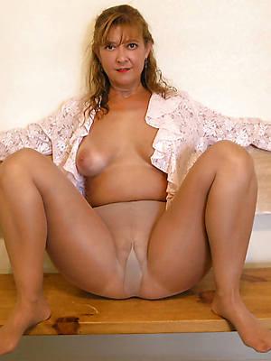 curious mature wife pantyhose homemade porn pics