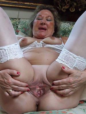 incomparable mature relinquish 60 porn pics