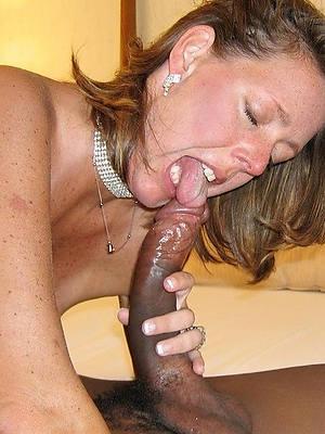 sexy mature interracial milf stripped