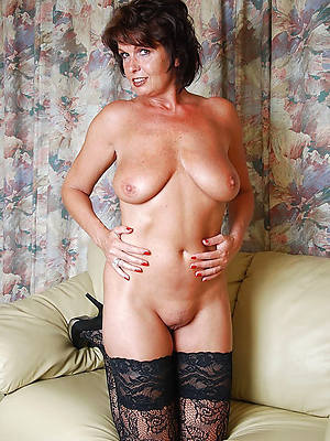 erotic mature nude stripped