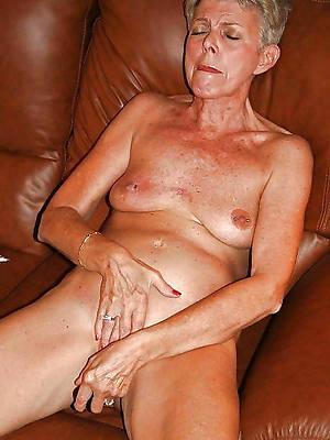 sexy grown-up masturbating
