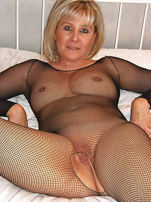 mature woman all over pantyhose