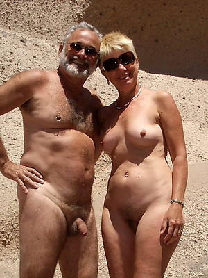 colored hair bungler mature couples