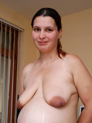 beautiful pregnant matures