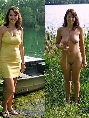 mature dressed undressed xxx porno