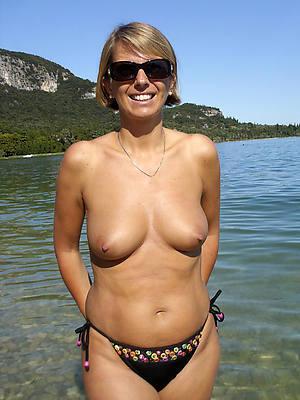 fantastic mature natural naked body of men