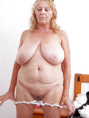 sexy hot old mature meagre women