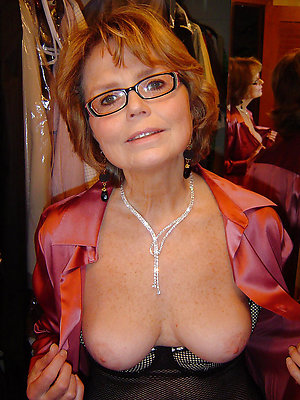 mature with glasses love porn